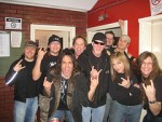 Crimes of Passion and Great White end of UK Tour together pic