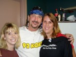 Keri and Kris with Jack