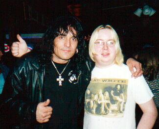 Stewart with Audie