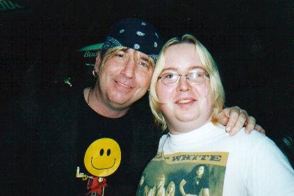 Stewart with Jack