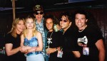 The band with Ted Nugent