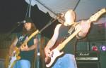 Tyler and Scott in Sarasota